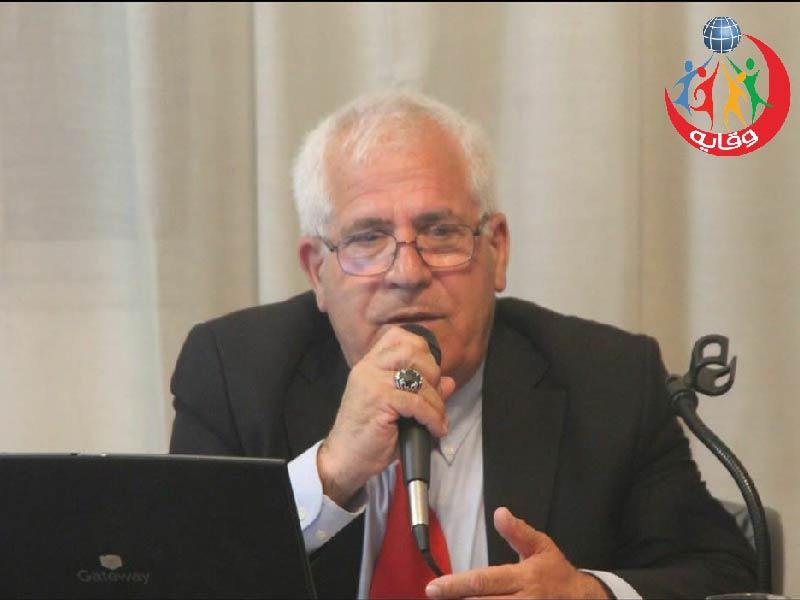 مشاركة د.رفعت الزغول في المؤتمر الطبي الدولي السادس في الأردن 2017