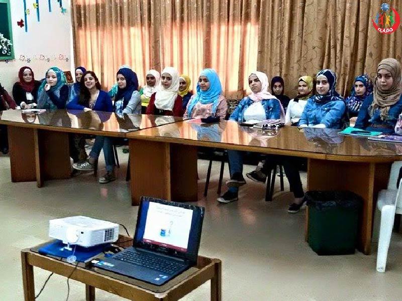 الدورة التمهيدية الثالثة في مشروع وقاية الشباب- لبنان مع الدكتور خالد طنبوزه الحسيني 2015