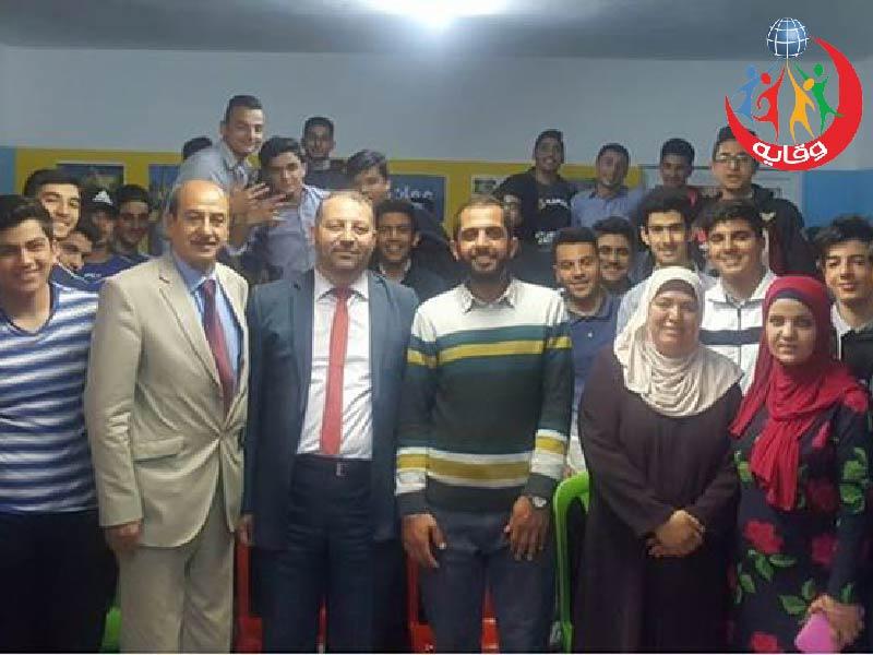 محاضرة للمدرب د. عصام طراد في أكاديمية لوريت التعليمية في الأردن 2018