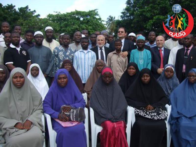 دورات المشروع في لاغوس – نيجيريا 2011