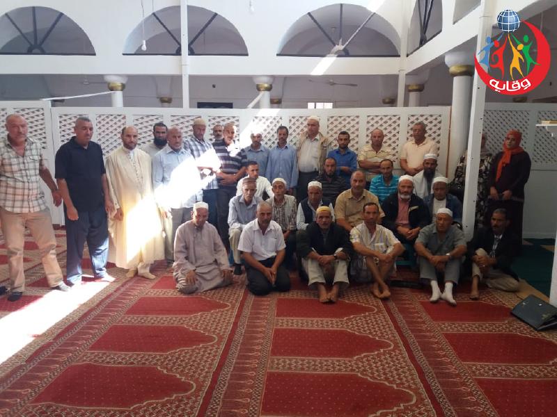 محاضرتين حول وقاية الشباب من الأمراض المنقولة جنسياً يقدمها المحاضر الأستاذ يونس الكحلاوي في تونس 2019