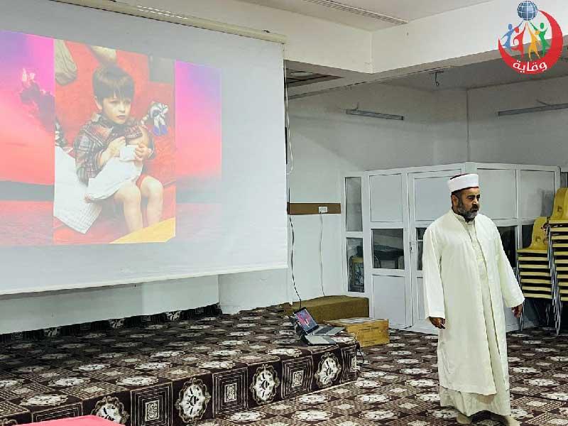 دورةللمدرب  الشيخ اسماعيل محمد الخدري حول التثقيف الجنسي الآمن في كردستان -2021